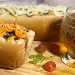 Hot Dog de Charque - 15cm