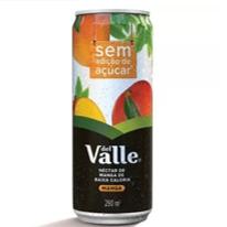 Suco Del Valle Manga sem Açúcar Lata 290 ml