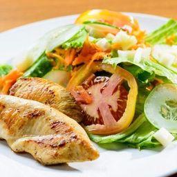 Frango + Salada Completa