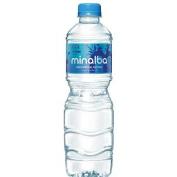 Minalba Sem Gás 500 ml