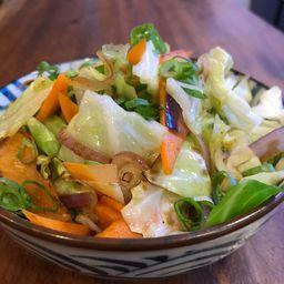 Porção de Legumes Salteados
