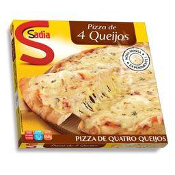Pizza Sadia 4 Queijos 460g