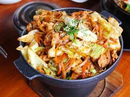 Chop-suey - Arroz Chinês