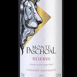 Vinho m. paschoal cabernet sauvignon reserva 2016 - 750ml