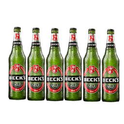 Pack de Beck's 600ml