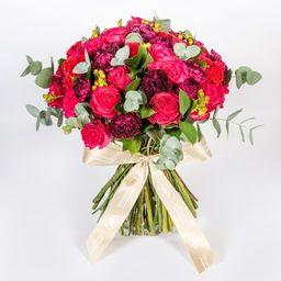 Tetê Castanha Bouquet Friendly