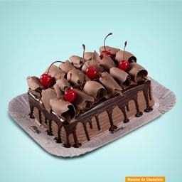 Bolo Mousse de Chocolate - 1kg