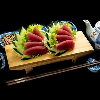 Sashimi Atum - 8 Unidades
