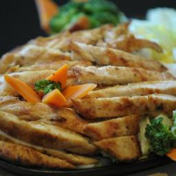 Teppanyaki Filet de Frango