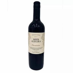 Vinho Santa Alegra Carmenere