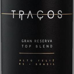 Vinho don guerino traços gran reserva - 750ml