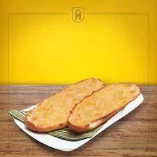 Pão na Chapa com Manteiga