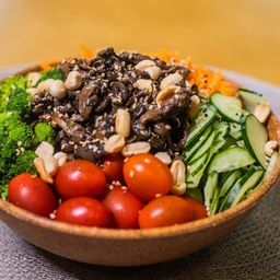 Poke Vegetariano 150g