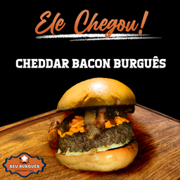 Cheddar Bacon Burguês