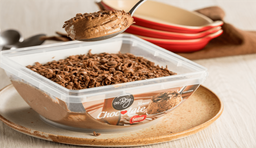 Mousse de Chocolate Ao Leite - 500g Mr. Bey