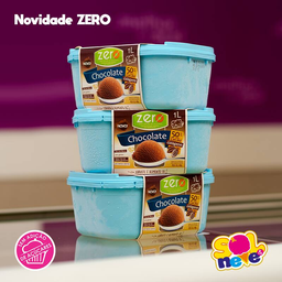 Pote Chocolate Zero Diet 1L
