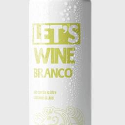 Let's Wine Branco 269ml