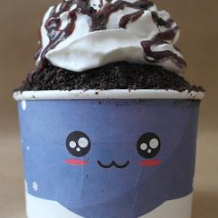 Snow Cream De Oreo