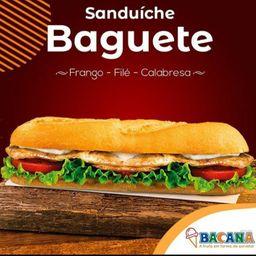 Baguete de Frango