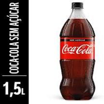Coca-Cola sem Açúcar 1,5L
