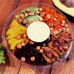Bowl de Salada Chicken  - 450g