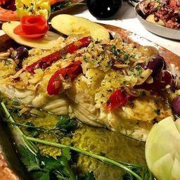 Bacalhau à Alfama