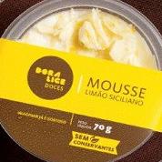 Mousse De Limão Siciliano - 70g