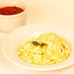 Fettuccine alla bolognese ( individual )