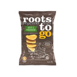 Roots to go Azeite e Manjericão 45g