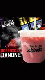 Morango & Danone com Leite Condensado 2L
