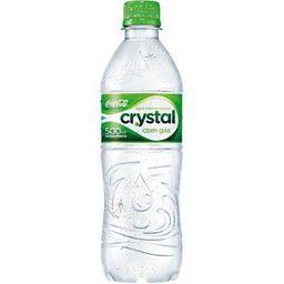 Água com Gás Crystal 500ml