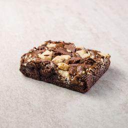 Brownie Trio de Chocolates