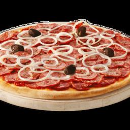17 - Pizza  Calabresa - Grande