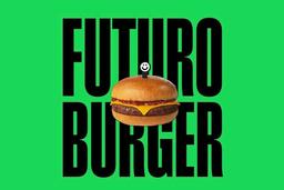 Monte o seu Futuro burger!