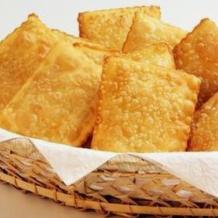 Mini Pastéis (Porção 6 Mini Pastéis) - Queijo