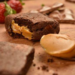 Nosso Brownie Doce de Leite