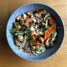 Yakissoba Vegetariana