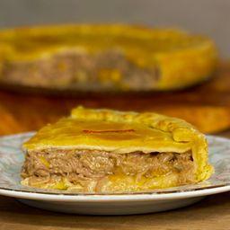 Torta carne louca - congelada