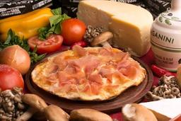 Presunto Parma com Geleia Damasco