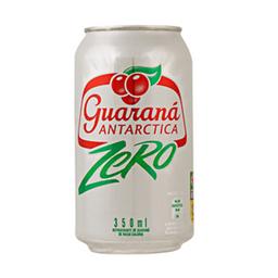 Guaraná zero sem açúcar 350 ml