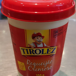 Requeijão Tirolez