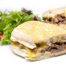 Sanduíche de Filet Mignon