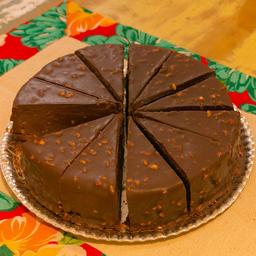Torta ferrero roche - fatia 150g
