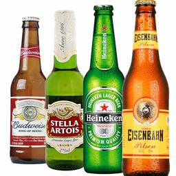 Cerveja Long Neck - 330 ml