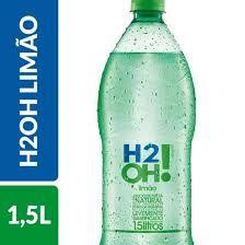 H2oh! Refrigerante Limão