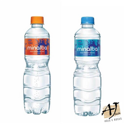 Água Mineral Minalba 500ml