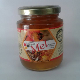 Mel Apiario Canaã, 275g Pote de Vidro - 100% Mel