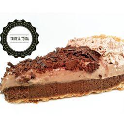 Fatia Tarte de Chocolate