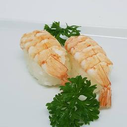 Sushi de Camarão Unidade
