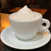 Cappuccino panna